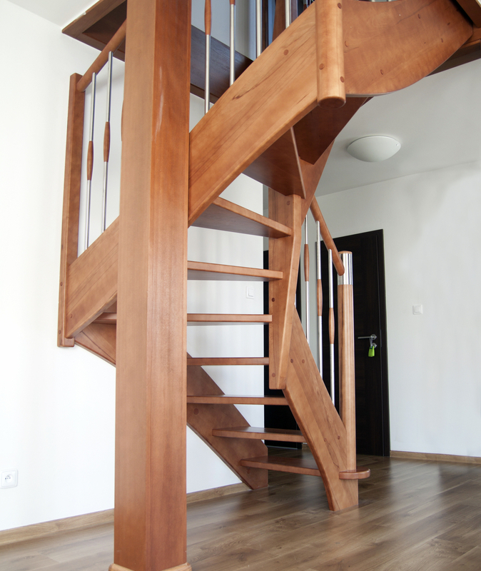 Děravé schody