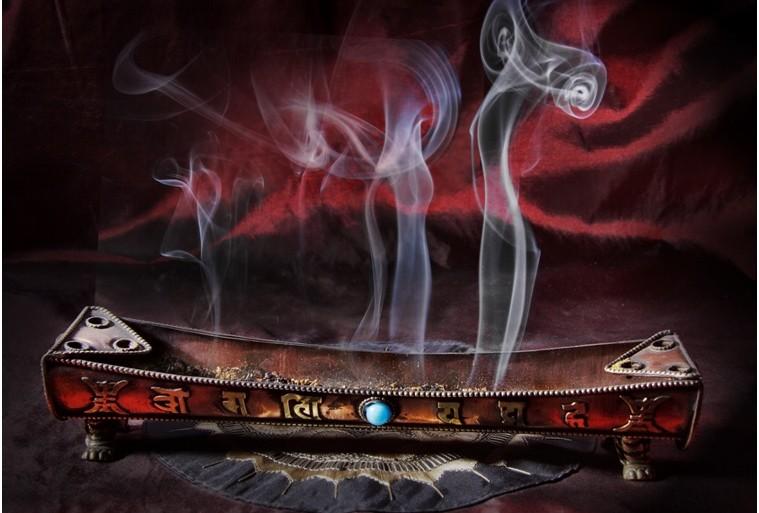 Měsíc hladových duchů rituál